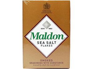 マルドン スモーク シーソルト 125g 燻製 燻製塩【輸入食品】