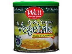 ウェルビオロジコ野菜ブロード150g【輸入食品】