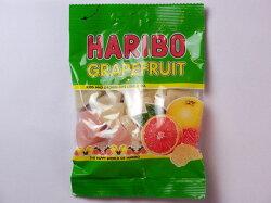 ハリボーHARIBOグレープフルーツ【輸入食品】