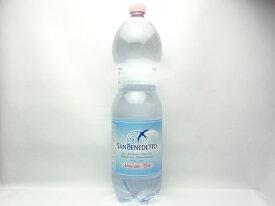 サンベネデット ナチュラルミネラルウォーター 1500ml【輸入食品】