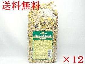 送料無料カントリーファーム ブレックファーストミューズリー 750g1ケース(12袋入り)【朝食】【輸入食品】