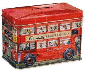 チャーチル ロンドンバス(缶入りトフィ)【輸入食品】
