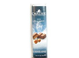 カバリア ミルクチョコレート プラリナッツ【プチギフト】【輸入食品】