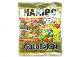 ハリボーHARIBOミニゴールドベア250g約20袋の個包装入り【プチギフト】【輸入食品】