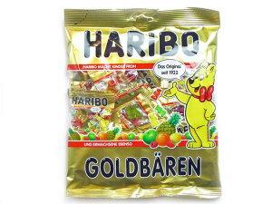 ハリボー HARIBO ミニゴールドベア 250g約20袋の個包装入り【プチギフト】【輸入食品】