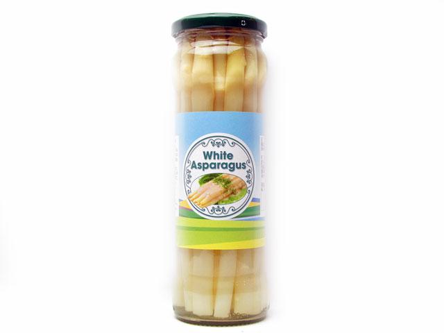 ホワイトアスパラガス ペルー産【輸入食品】