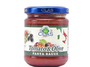 クラス トマト&オリーブ パスタソース【輸入食品】