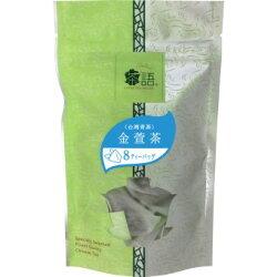茶語金萱茶(キンセンチャ)【輸入食品】