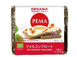 ペーマ有機フォルコンブロート6枚入り【輸入食品】