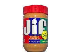 ジフ ピーナッツバター クリーミー 454g Jif【輸入食品】