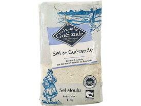 セルマランドゲランド ゲランドの塩 顆粒 1kg【輸入食品】