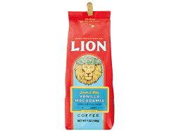 【正規輸入品】ライオンコーヒーバニラマカダミア7oz(198g)【朝食】【輸入食品】