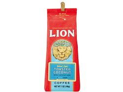 【正規輸入品】ライオンコーヒートースティッドココナッツ7oz(198g)【輸入食品】