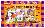 ハロウィンHALLOWEENハロウィーンお菓子スヌーピーコンフェクショナリーバッグ【輸入食品】