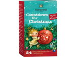 ゾネントアアドベントカレンダークリスマスカウントダウンのお茶【プチギフト】【輸入食品】