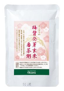 オーサワ梅醤発芽玄米番茶粥