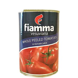 フィアマ ホール トマト 缶入り 400g トマト ホール【輸入食品】