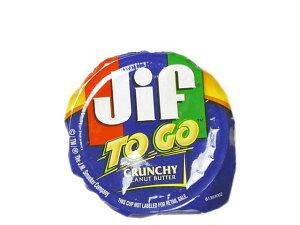 ジフ ピーナッツバター トゥーゴー クランチ 43g Jif【輸入食品】