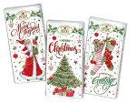 クリスマスクリスマスホワイトミルク板チョコボックスお菓子【輸入食品】