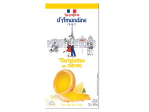 プレフェレダマンディン タートレット レモン 【初夏食材】【輸入食品】