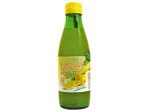 【新商品】レモンリービオ 有機レモン果汁【初秋食材】【輸入食品】