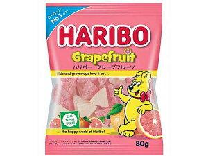 ハリボー HARIBO グレープフルーツ 80g【輸入食品】
