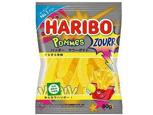 ハリボー HARIBO サワーポテト(レモン味)  80g【初夏食材】【輸入食品】
