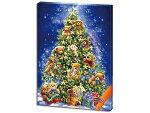クリスマスアドベントカレンダーカレンダーチョコレートクリスマスツリー【輸入食品】