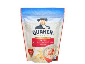 【新商品】クエーカー インスタントオートミール オリジナル 270g【朝食】【輸入食品】