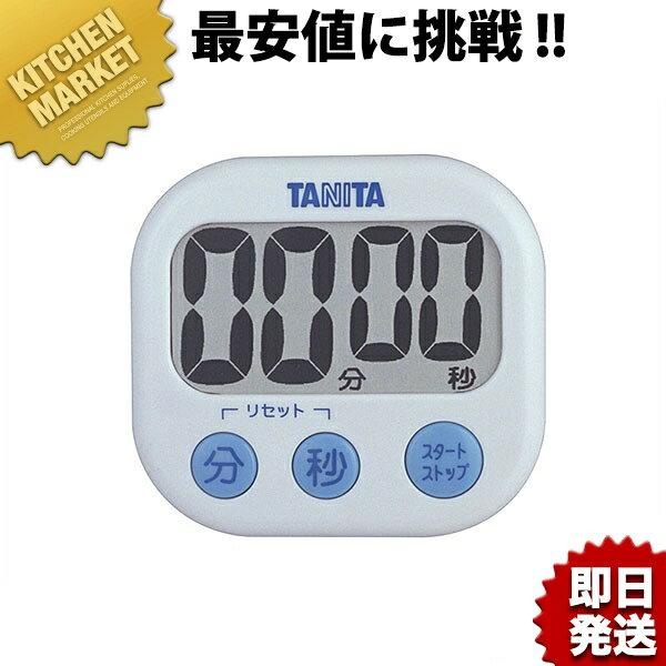 タニタ でか見えタイマー TD-384WH【N】