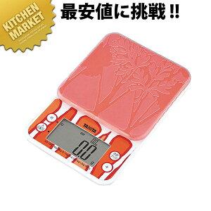 タニタ デジタルクッキング スケール KD-199-ORにんじん 2kg【kmss】はかり ハカリ 計り 量り キッチン スケール キッチンスケール