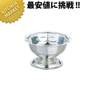 T 18-8ステンレス アイスカップ 小 No.224【kmaa】アイスクリームカップ アイスカップ ステンレス 製 デザートカップ アイスクリーム シャーベット パフェ カップ 日本製 業務用