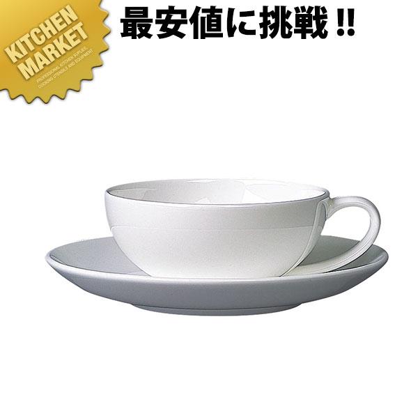 柳宗理 ボーンチャイナ ティーカップ・ソーサー 12150601 1107【N】