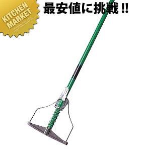 テラモト CL-320-424-0 ダンディスプリングモップ(パイプ柄)柄【kmss】モップ 水拭きモップ 掃除用品 床掃除 業務用