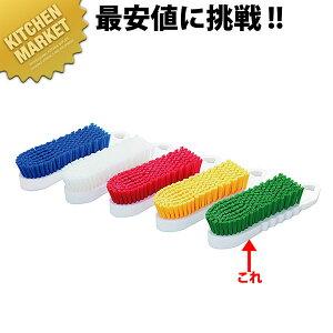 シンクブラシ ハードグリーン 【kmaa】 柄付ブラシ 柄付たわし 掃除用具