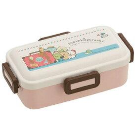 スケーター すみっコぐらし ふわっと弁当箱 530ml PFLB6 4点ロック 日本製 弁当箱 ランチボックス