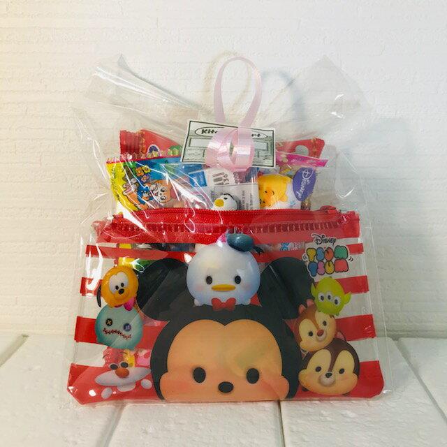 ディズニー ツムツム プチギフト お菓子 駄菓子 詰合せ 300円ギフト 景品 子供会 イベント