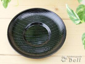 茶托 黒 樹脂製 茶たく 業務用食器
