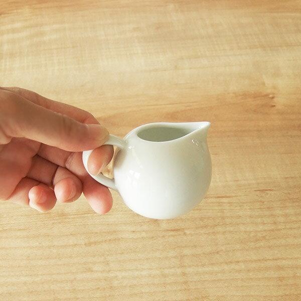 comodo コモド 【Sサイズ】 ミルクピッチャー ..- 白い食器/洋食器/カフェ食器/カフェ風/コーヒー/紅茶/おしゃれ/ソース入れ/業務用食器