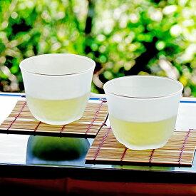 和食器 グラス セット 5個組 アデリア 美風冷茶セット 当店オリジナル すだれ竹コースター付き 冷茶用 ガラス食器 ギフト