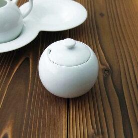 comodo コモド シュガーポット 白い食器/洋食器/カフェ食器/おしゃれ/砂糖入れ/業務用食器