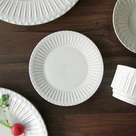 ストーリア 16cmプレート ラスティックホワイト コーヒーカップ受皿 取り皿 フルーツ皿 ケーキ皿