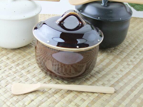 飴色 ころん茶つぼ茶碗むし碗(スプーン付)蒸し碗/茶碗蒸し/茶碗蒸し 器