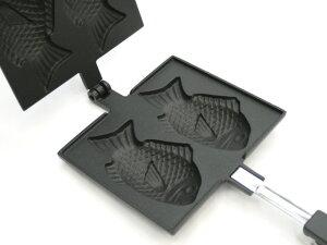 \製品保証付き!/たい焼き器南部鉄器岩鋳日本製
