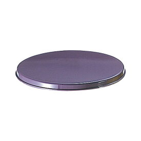エンテック ポリプロバケツ13 (12.7L) 蓋のみ 紫 PO-13B