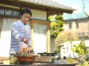 日本製キンカ串焼きコンロSろばた串焼きろばた