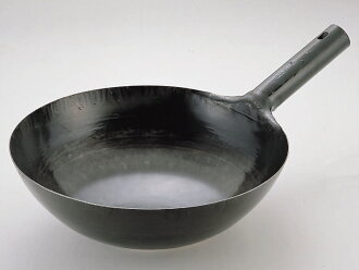 9501eb222a2b Fry Yamada Kogyo place iron repousse Beijing pan (board thickness 1.2mm)  30cm Chinese food / fried rice / made in Japan; pan / Uchide / repousse /  one hand ...