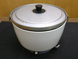 【中古 送料無料】パロマ Paloma ガス炊飯器 10.0L(5.5升炊き) PR-101DSS-1 都市ガス用 13A 業務用厨房機器【動作確認済】