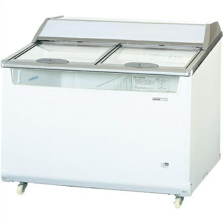 【送料無料】新品!パナソニック(旧サンヨー) 冷凍ショーケース クローズド型 SCR-105DNA