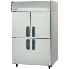 【送料無料】新品!パナソニック(旧サンヨー) 冷蔵庫 W1200*D800 (200V) SRR-K1283S(旧 SRR-J1283VSA)
